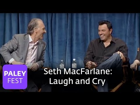 Seth MacFarlane And Friends -- Laugh and Cry (Paley Interview)