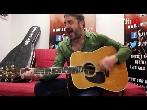 LLTV: The Red Sofa Sessions #18 Ian Prowse