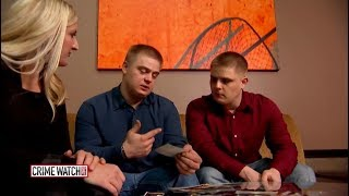 Steven Avery's twin sons' first-ever interview about their dad and