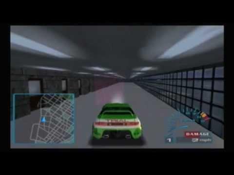 Midnight club Street racing all of the hidden car spots