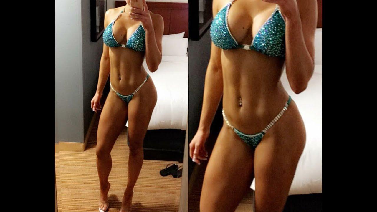 Bikini competition photo
