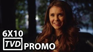 "The Vampire Diaries 6x10 Promo ""Christmas Through Your Eyes"""