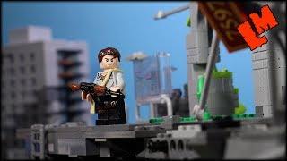 Зомби-атака (трейлер лего сериала)