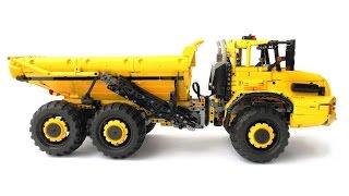 LEGO Technic Articulated Dump Truck
