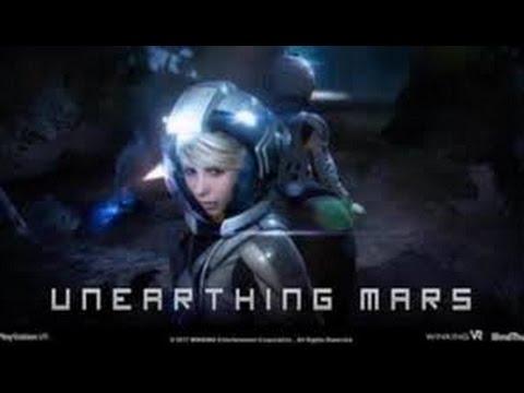 DJ Gee plays UnEarthing Mars PSVR |