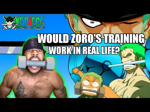 Would Roronoa Zoro's Training Work In Real Life?