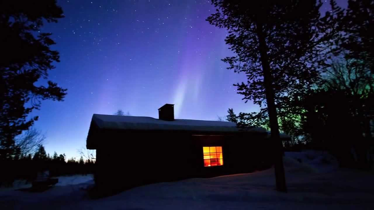 The Amazing Northern Lights (Aurora Borealis)   FINLAND   YouTube