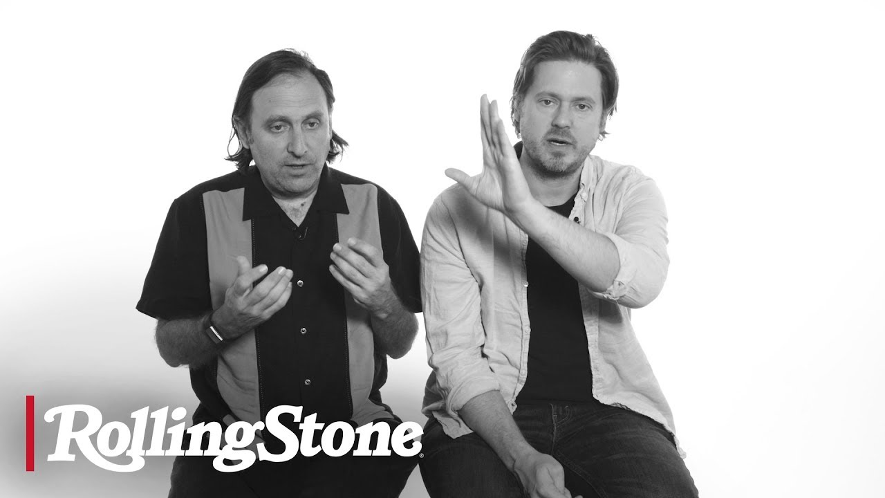 Tim Heidecker and Gregg Turkington on Vaping, Fighting Corruption, and more: The First Time