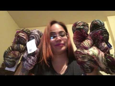 Vogue knitting live part 2 the ending of all the goodies