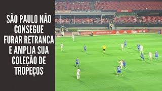 São Paulo coleciona más atuações e empate com o CSA traz a pergunta: o que explica futebol tão ruim?