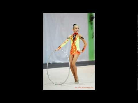 Rhythmic gymnastics Music Gypsy Dance