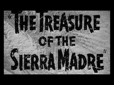 TREASURE OF THE SIERRA MADRE - LUX RADIO THEATER - HUMPHREY