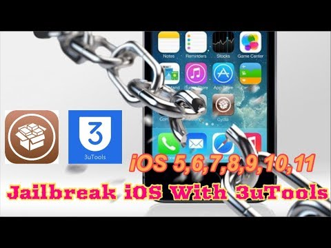 Jailbreak iOS 8 3, 8 2, 9, 10, 11 With 3uTools on iPhone, iPad, or iPod  Touch