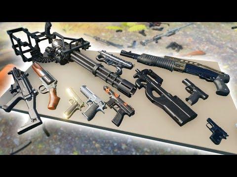 AUSTRALIAN ATTEMPTS GUNS (First Timer) - HOTDOGS HORSESHOES AND HANDGRENADES
