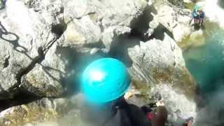 Canyoning dans les hautes Pyrénées - 65 Gavarnie, Bagnères de bigorre, Luz st sauveur