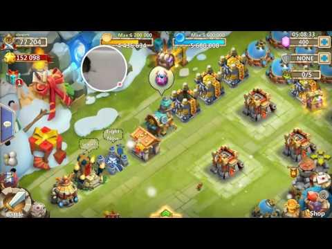 Castle Clash: Brave Squads - 2017-07-14