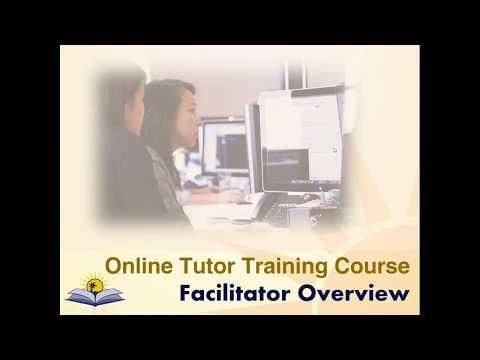 2016 08 18 18 02 Online Tutor Training Course   California Facilitators