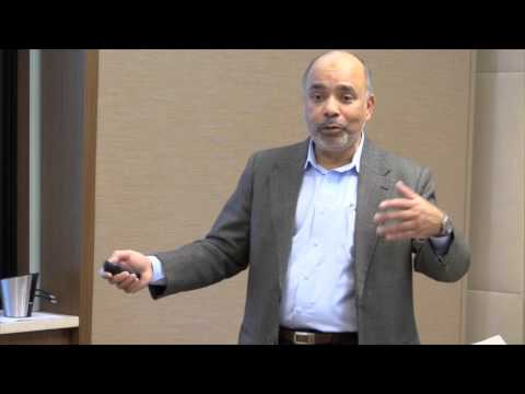Dr. Osman Ahmed Discusses Siemens Emerging Technology (Big Data, Expansion of BAS)