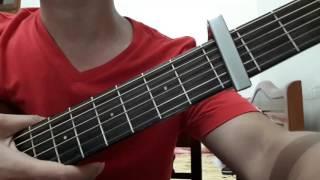 """Guitar hướng dẫn: Intro, đệm hát """"Không thấy ngày về"""" - Lã Phong Lâm"""