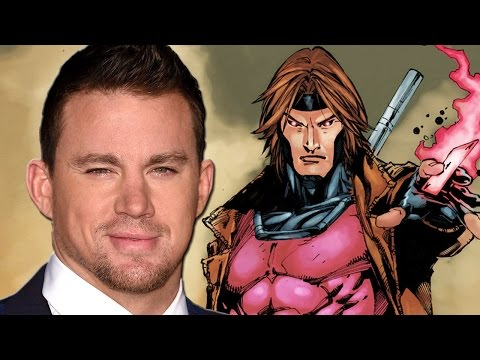 Channing Tatum Officially Signs On To Gambit Movie