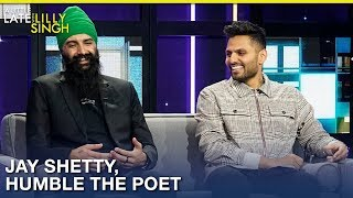 Who Gets Tatted on Live TV - Lilly, Jay Shetty or Humble the Poet?