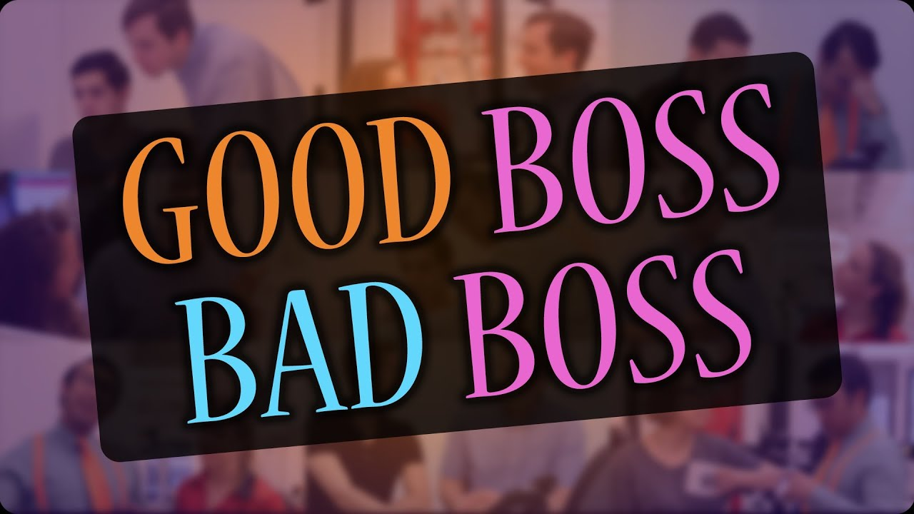 Watch Are You a Bad Boss video
