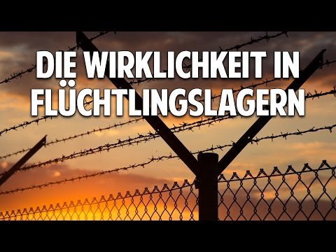 Flüchtlinge in Deutschland - Was in den Flüchtlingslagern wirklich passiert