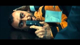 Lockout Psychopath questioning Scene HD