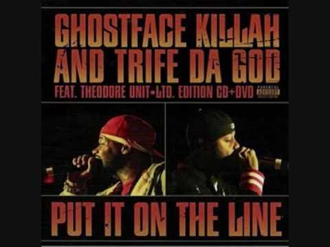 Ghostface Killah & Trife Da God feat. Sun God - Man Up