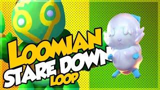 Loomian Loop 5 min STARE DOWN! | Roblox Loomian Legacy