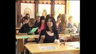 Горецкий педагогический колледж. Визитка