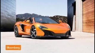 McLaren's 650S: Meet the $265K Sport Luxury Do-Over