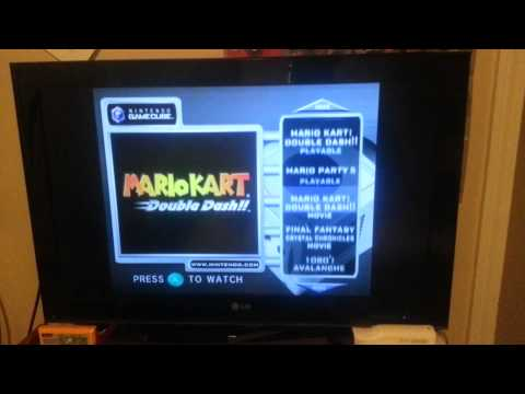 Gamecube Interactive Multi-Game Demo Disc v13