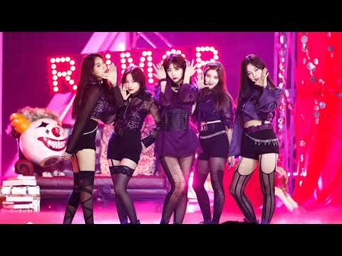 Produce48 Rumor But With The Demo (GLAM Lucy) Instead Of Eunbi
