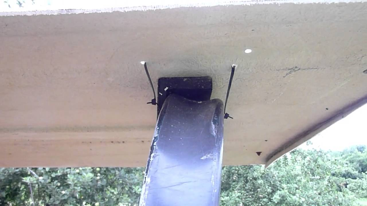 DIY Guide $10 Tractor Canopy Sun Shade From Truck Topper & DIY Guide: $10 Tractor Canopy Sun Shade From Truck Topper - YouTube