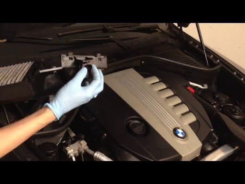 BMW E70 X5 - Engine Partition Replacement