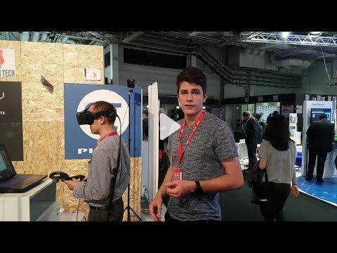 8K Virtual Reality @ Pimax  IFA 2017 !