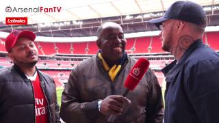 Arsenal v Man City | FA Cup Semi Final Preview (Ft DT & Troopz at Wembley)