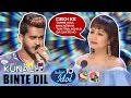 Binte Dil (Padmaavat) - Kunal Pandit - Indian Idol 10 - 2018 - Neha Kakkar