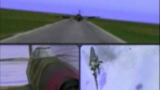 MS Combat Flight Simulator - intro