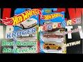 Hot Wheels   Kroger Recolors   Datsun Bluebird 510 Batmobile & More!