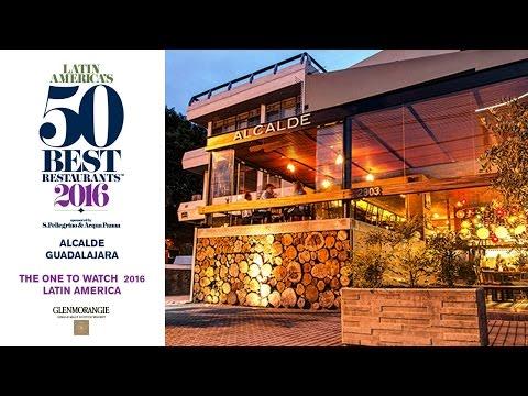 Alcalde, Guadalajara, One To Watch Award Latin America 2016