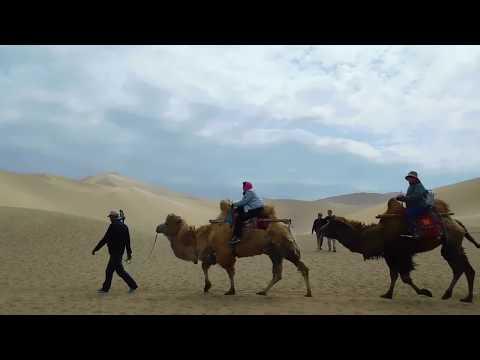 Vlog #31 - Dunhuang - Edge of the Gobi