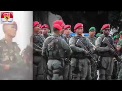 Perjuangan Seorang Preman Terminal, Menjadi Seorang Perwira TNI di Kopassus, Salut!!!