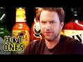 YouTube Turbo Charlie Day Learns to Love Ridiculously Spicy Wings | Hot Ones