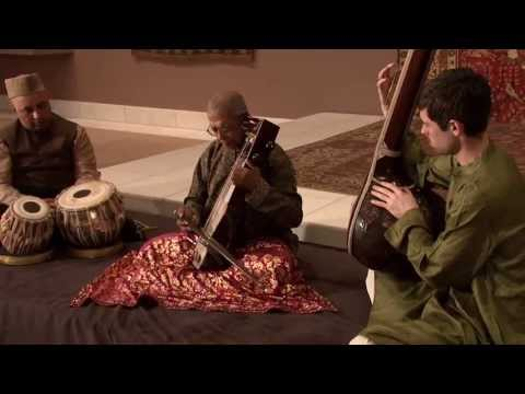Sarangi: Ektal Composition in Raag Desh