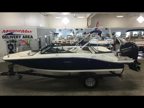 2018 Sea Ray SPX 190 OutBoard For Sale MarineMax Rogers Minnesota