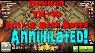 Common Anti-2 Star Max TH10 Bases 3 Starred thumbnail
