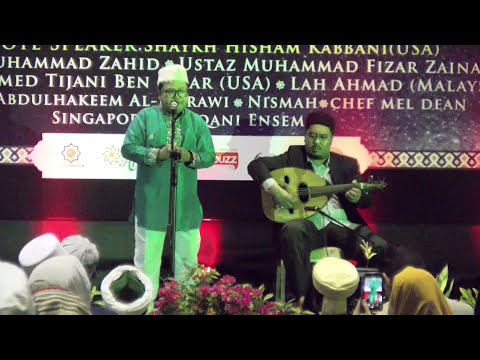 Grand Mawlid Celebration in Singapore - Streamed event
