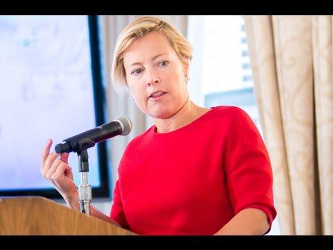 Gillian Tett on Women's Career Paths: Don't Succumb to Groupthink